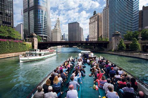 Chicago Architecture Foundation Center River Cruise Aboard