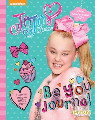jojo siwa   journal scholastic shop