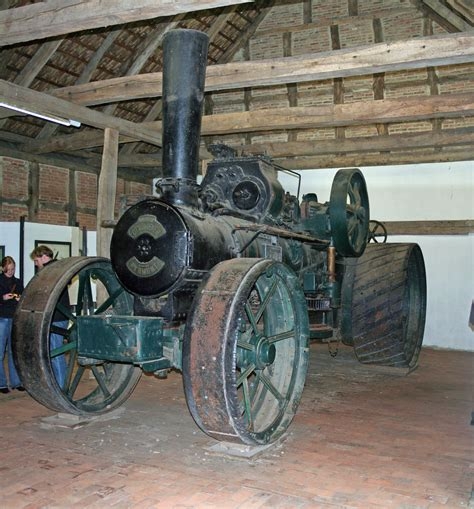 Most Powerful Engine Made by Ottomeyer Plow Engine The Most Powerful Steam Tractor