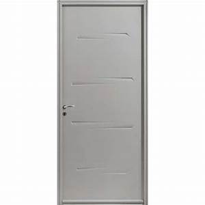 Portes d39entree en acier for Porte d entrée en acier