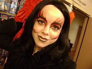 Lady Devil makeup | Best Face makeup and Devil makeup ideas