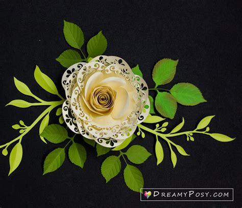 diy rose paper flowers  images diy roses paper