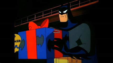 batman s christmas gift youtube