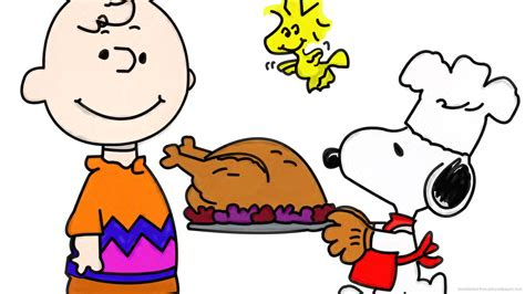 Snoopy Thanksgiving Picture For Iphone, Blackberry, Ipad