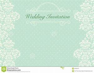 mint green wedding invitation background stock With wedding invitation background designs mint green