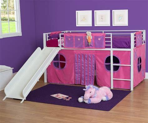 Slide Loft Bed » Petagadget