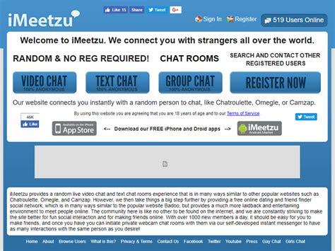 Chatrandom Mobile by Top 12 Alternative Like Chatrandom For Random