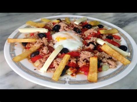 cuisine tunisien recette du plat tunisien fast food