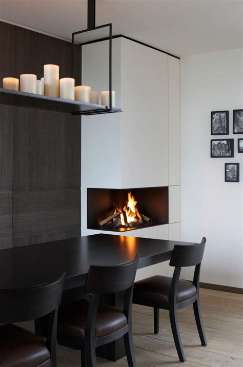 open corner fireplace 38 best images about haard in de keuken on pinterest shelters fireplaces and black kitchens