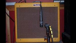 Sm57 Vs Sm57 - Electric Guitar Amp Mic Shootout