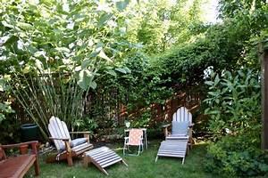 Créer Son Jardin : cr er un coin repos dans son jardin ~ Mglfilm.com Idées de Décoration
