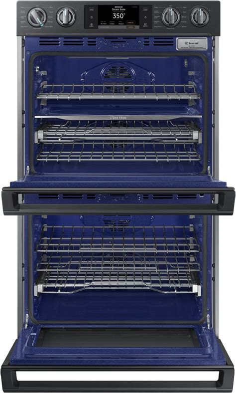 Samsung NV51K7770D 30 Inch Electric Double Wall Oven with