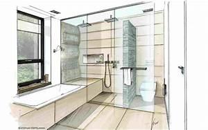 Keine Fliesen Im Duschbereich : bauen im bestand herausforderung badsanierung ~ Sanjose-hotels-ca.com Haus und Dekorationen