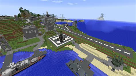 Military Base Mcheli New Stefinus 3d Guns Minecraft Project