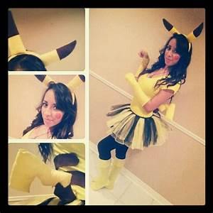 25+ Best Ideas about Pikachu Halloween Costume on ...