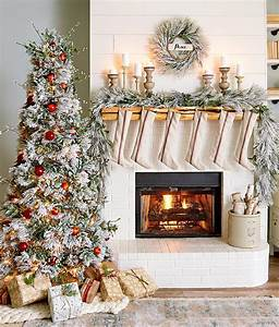 19, Farmhouse, Christmas, Decor, Ideas, To, Make, Your, Space, More, Festive