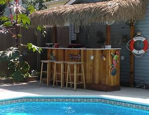 Free Tiki Bar Plans – Step-by-Step DIY Tiki Bar Plans