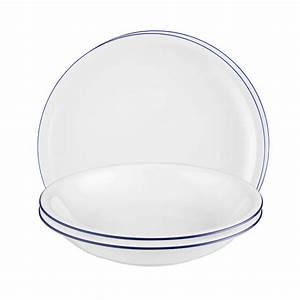 Seltmann Weiden Compact : tafelservice 12tlg aus der serie compact blaurand von ~ Whattoseeinmadrid.com Haus und Dekorationen