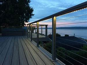 Led In Decke : outdoor deck lighting with hydrolume elemental led ~ Markanthonyermac.com Haus und Dekorationen