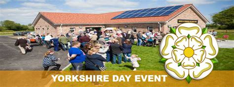 Moss and Fenwick Village Hall Yorkshire Day Event