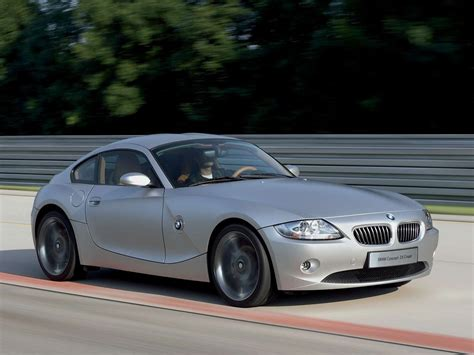 2005 Bmw Z4 Coupe Concept  Review Supercarsnet
