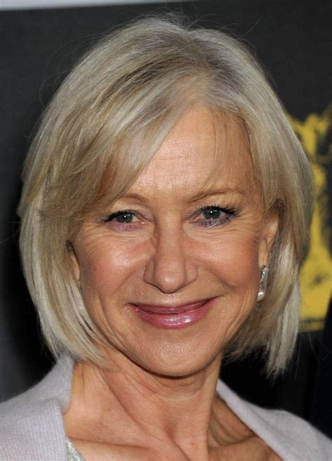 15 Collection of Bob Hairstyles For Old Women With Thin Hair