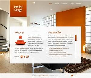 Interior Designer Ausbildung : website vorlage 51564 f r innenarchitektur ~ Markanthonyermac.com Haus und Dekorationen
