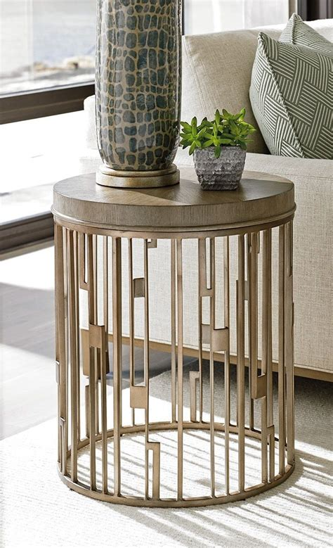 pin  instyle decor hollywood  table furniture