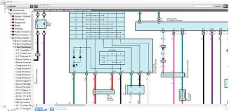 toyota hilux 2015 2017 ewd electrical wiring diagrams