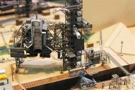 kit announced  shuttle launch pad