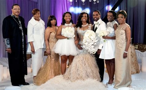 kandis fabulous wedding album kandi burruss
