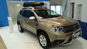Dacia Duster Confort Tce 125 4x4 : 2018 dacia duster comfort 1 2 tce 125 auto salon bratislava 2018 youtube ~ Medecine-chirurgie-esthetiques.com Avis de Voitures