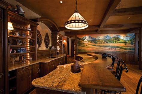 Amazing Home Bars by On A Grand Scale The Owner Builder Network