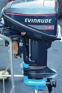 Evinrude 15 Hp Outboard