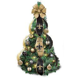 new orleans saints ornaments tree ideas net