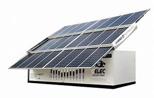 Groupes électrogènes hybrides - GELEC Energy