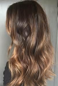 Brunette Hair Color Highlights