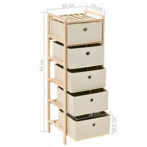 Aufbewahrungsregal Mit Boxen : aufbewahrungsregal mit 3 5 6 stoff k rben boxen zedernholz ~ Watch28wear.com Haus und Dekorationen