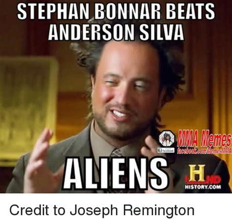 Anderson Silva Meme - 25 best memes about stephan bonnar stephan bonnar memes