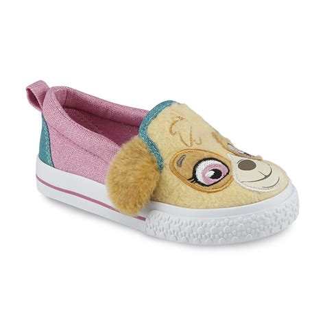 nickelodeon toddler s paw patrol pink multicolor slip 104 | prod 1692685912