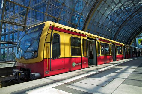Information on changes to the. Our Current Vehicle Fleet   S-Bahn Berlin GmbH