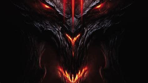 full hd wallpaper diablo  logo demon hell evil fire desktop backgrounds hd p wallpapers