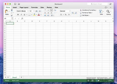 Microsoft-Excel-2016 - Mac Heat
