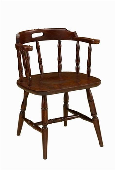 oak admirals chair pub chairs by trent furniture