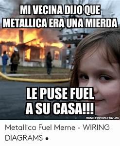 25  Best Memes About Metallica Fuel