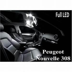 Defaut Nouvelle Peugeot 308 : pack int rieur led pour la nouvelle peugeot 308 led auto discount ~ Gottalentnigeria.com Avis de Voitures