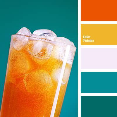 gray and orange color palette ideas