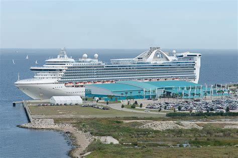 Cruise Lines Drop Houston As A Port - Cruise Critic
