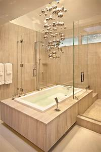 tubs and showers Best Lighting Design ideas to decorate Bathrooms