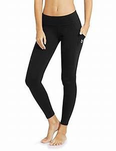 Baleaf Womens Yoga Workout Leggings Side Pocket for 5.5u0026quot; Mobile Phone Black M | 11street ...